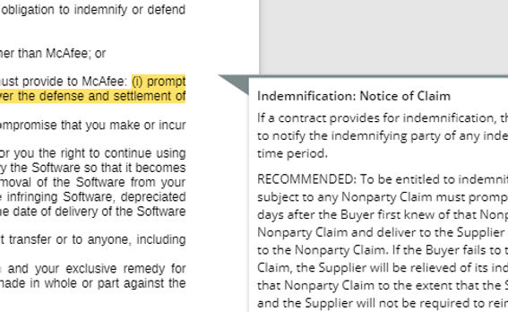 Indemnification - Notice of Claim.PNG