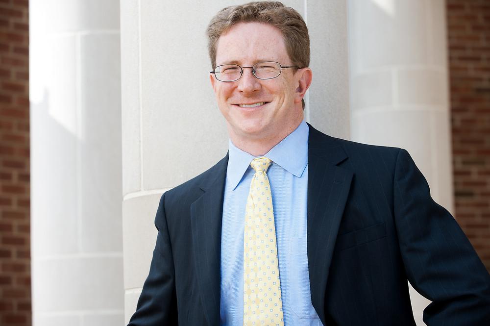 Professor John Coyle of the North Carolina School of Law