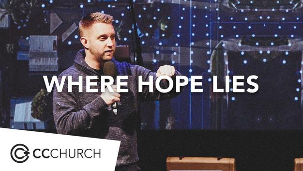 WHERE HOPE LIES