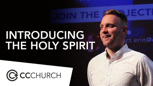 INTRODUCING THE HOLY SPIRIT