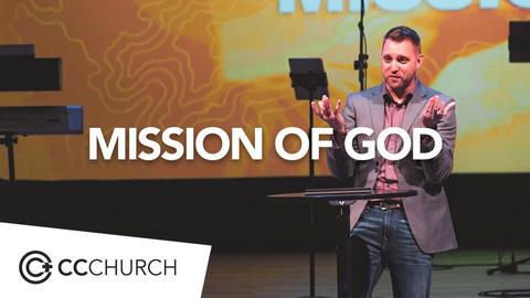 MISSION OF GOD