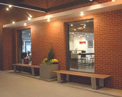 pavey square walkway