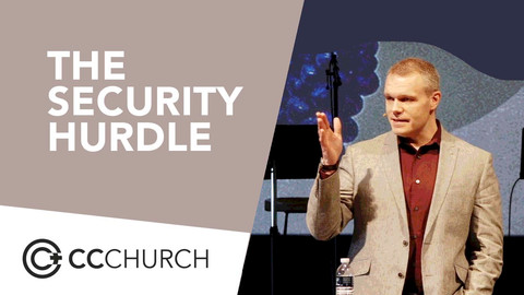 THE SECURITY HURDLE