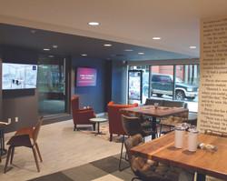 pavey square lobby
