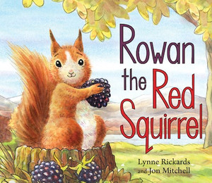 Rowan the Red Squirrel