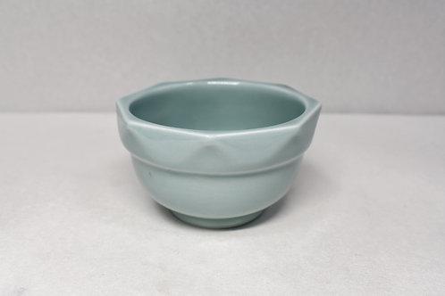 水色青磁 八角小鉢