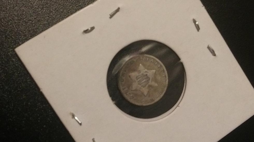 Silver trime