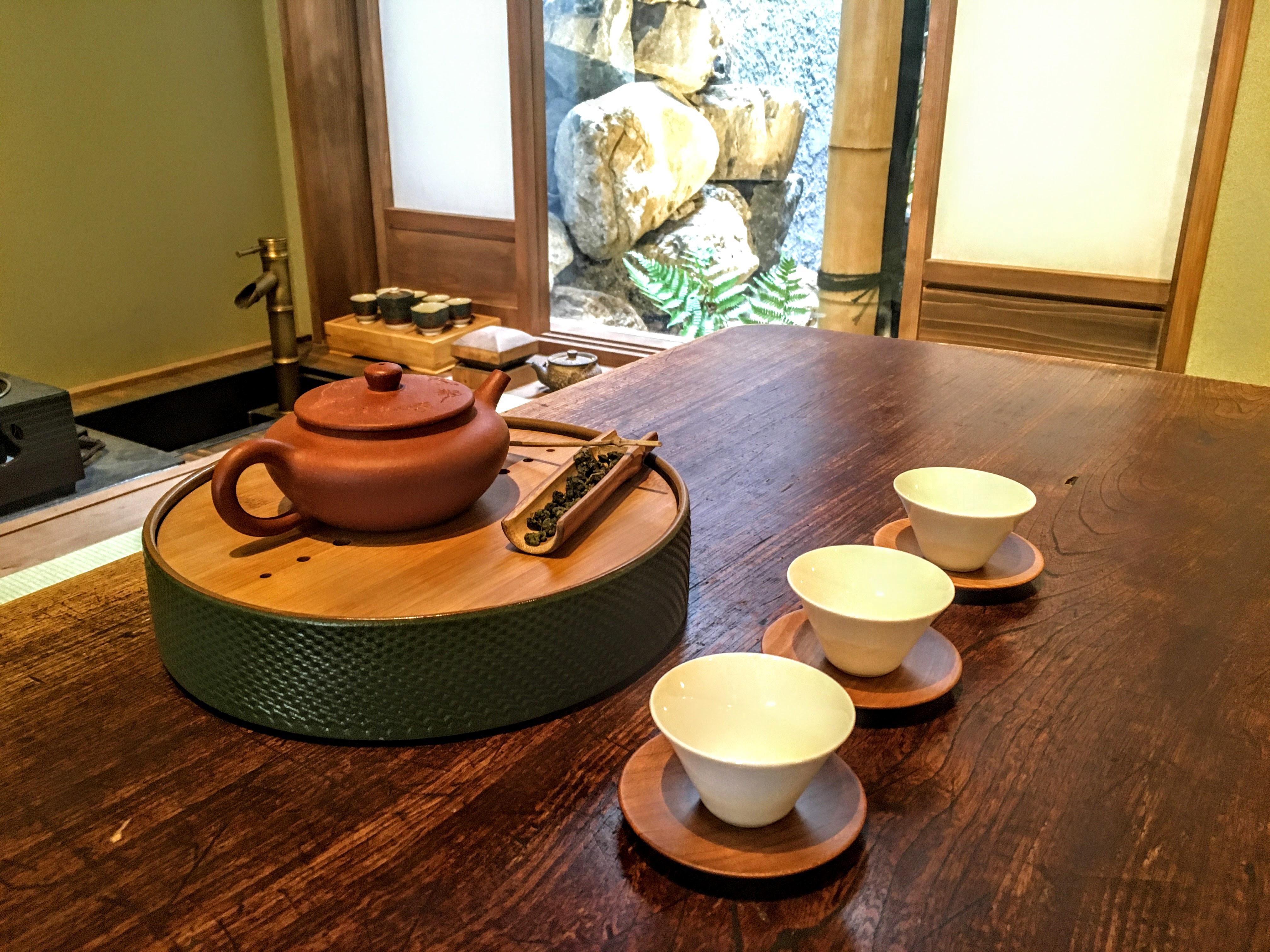 TAIWANESE TEA CEREMONY EXPERIENCE