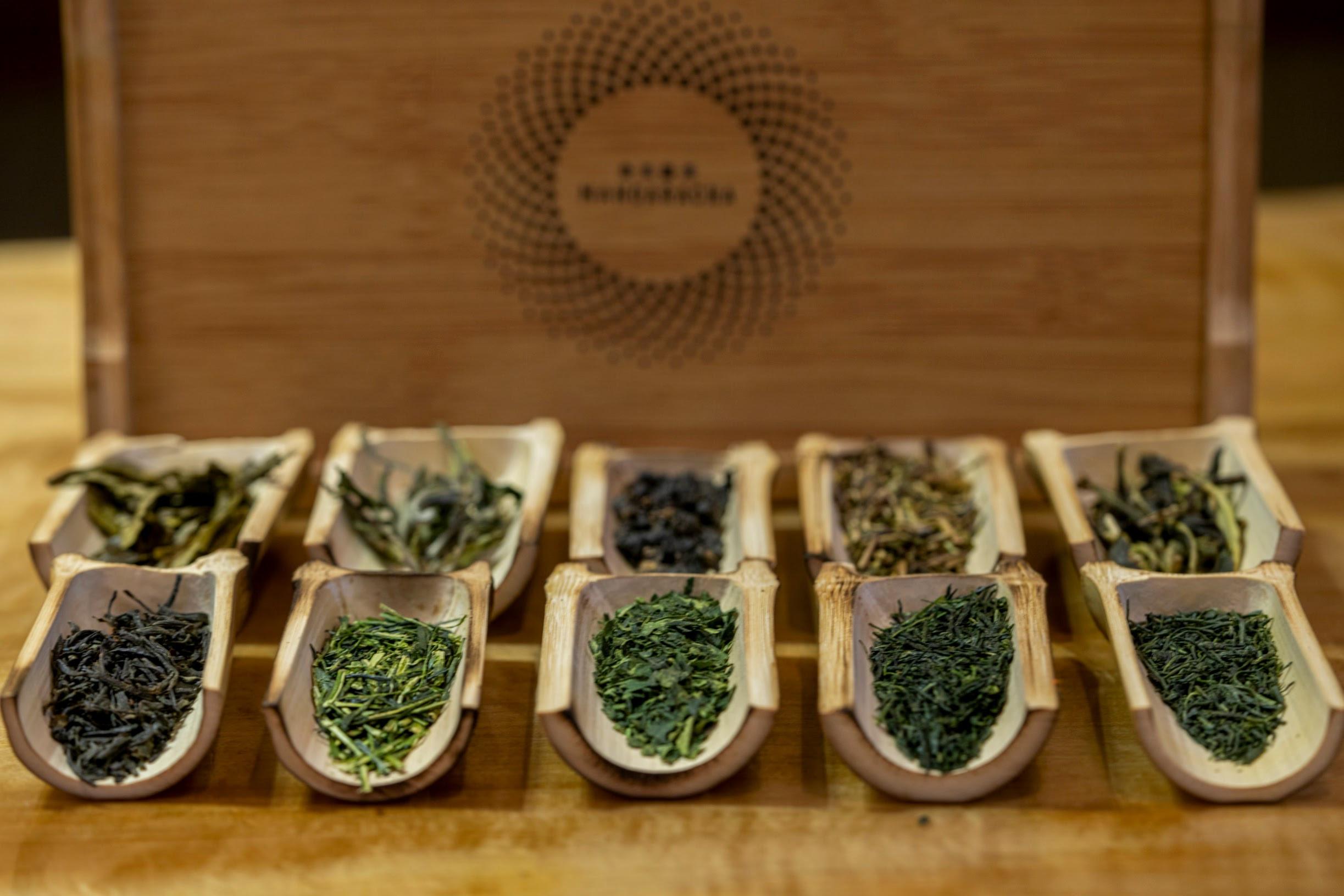 JAPANESE TEA INTRODUCTION