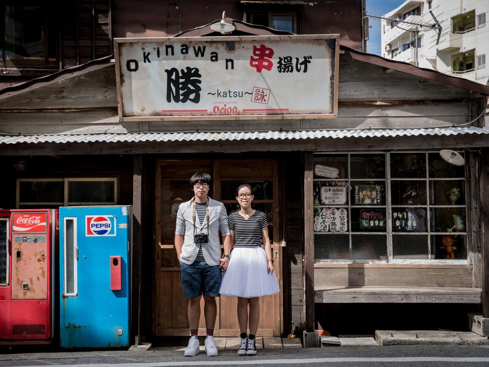 沖繩 / 自助婚紗