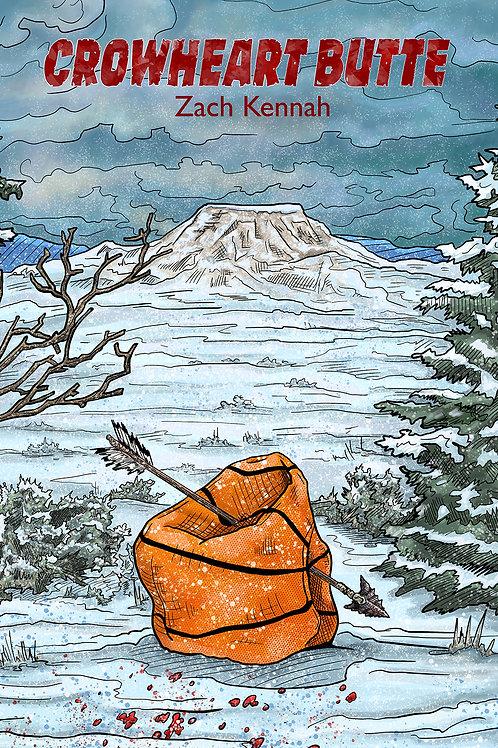 Crowheart Butte (eBook)