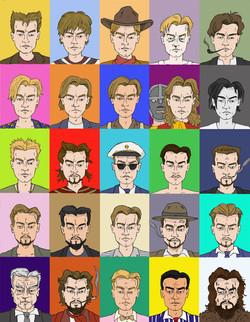 DiCaprio Filmography