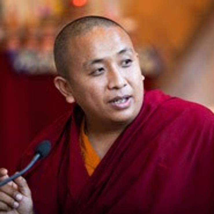 """""""Las cuatro verdades de los nobles""""impartido por Khenpo Pema Namgyal"""