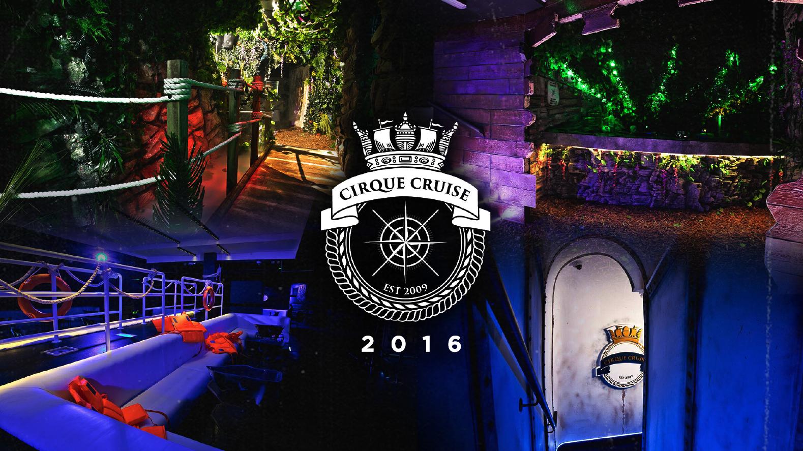 Cirque Cruise 2016