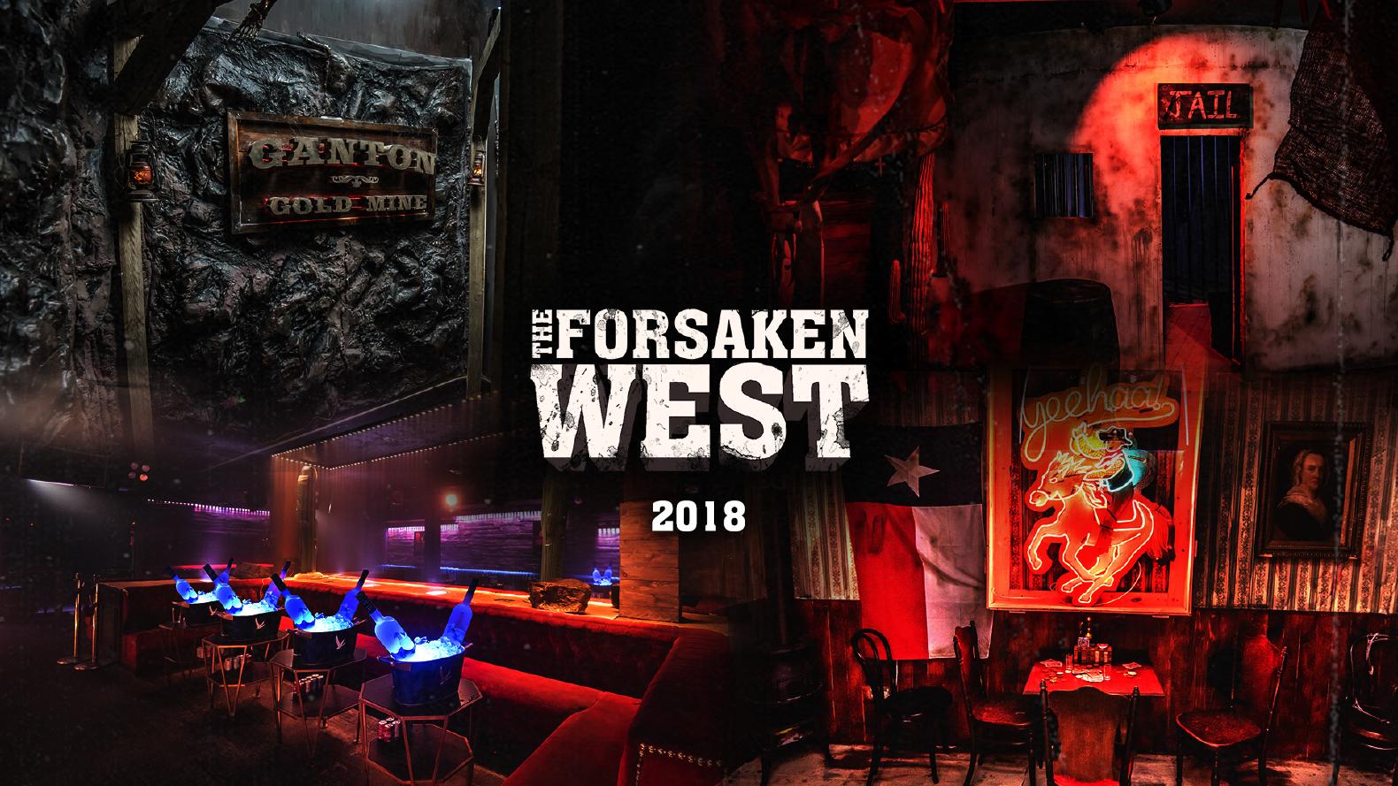 The Foresaken West 2018