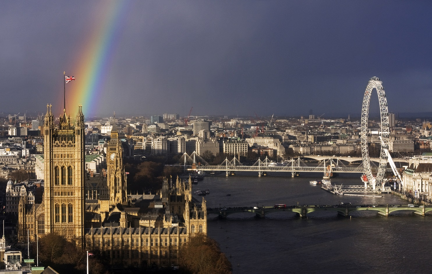 Westminster-view
