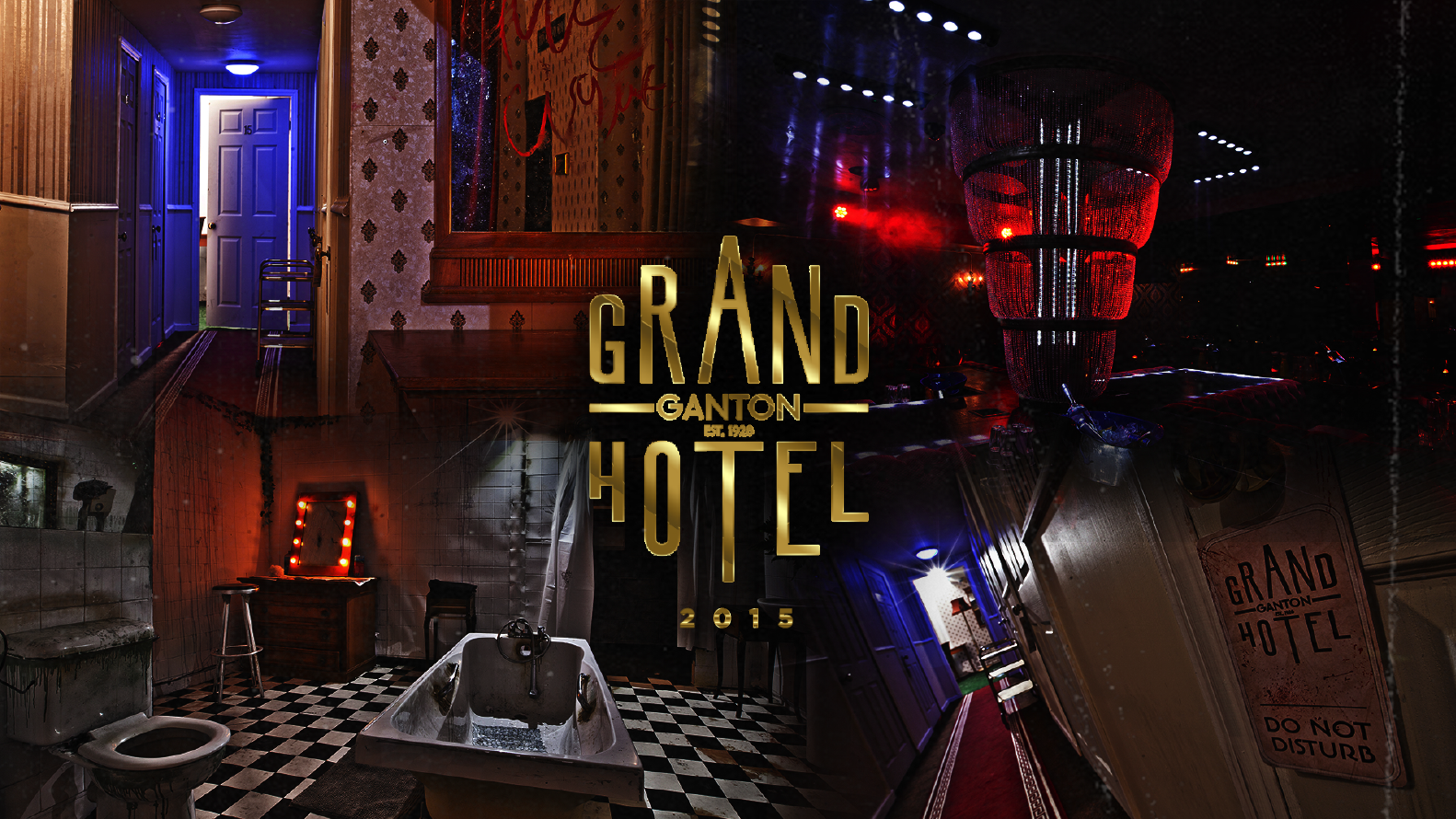 Grand Ganton Hotel 2015
