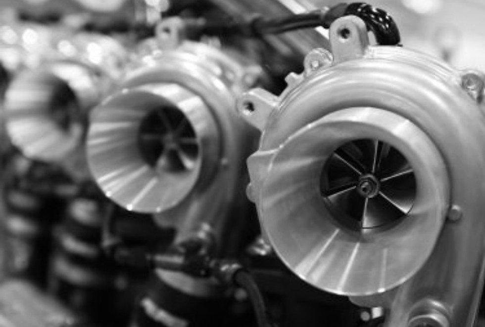 Turbine Turbocompressori revisionati