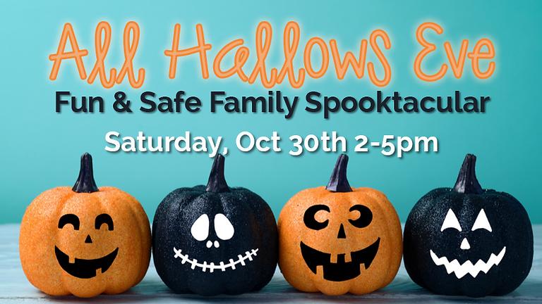 2021 All Hallows Eve Family Spooktacular