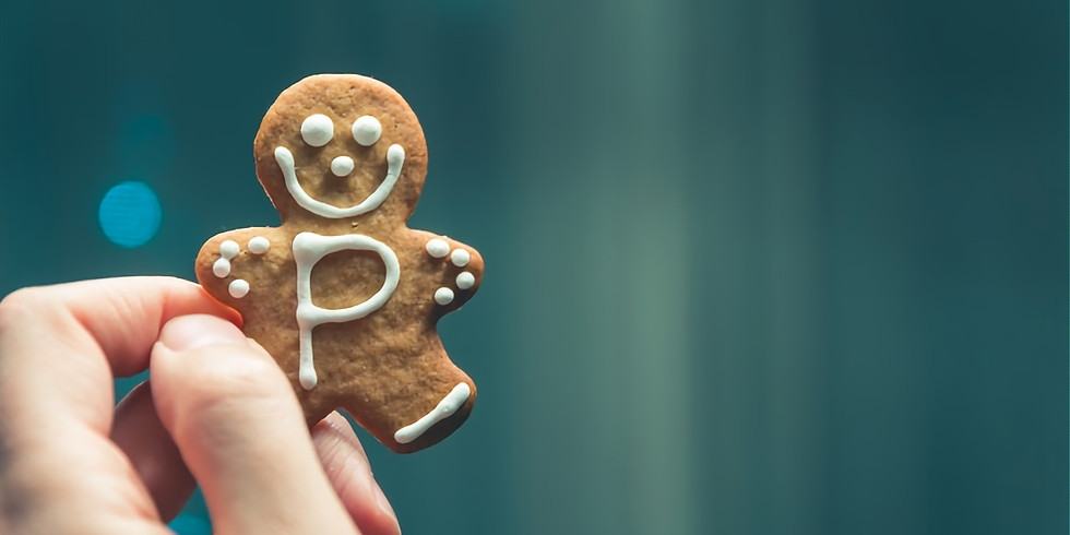 Ginger Bread House Decorating Party Dec 1st 9:30 am