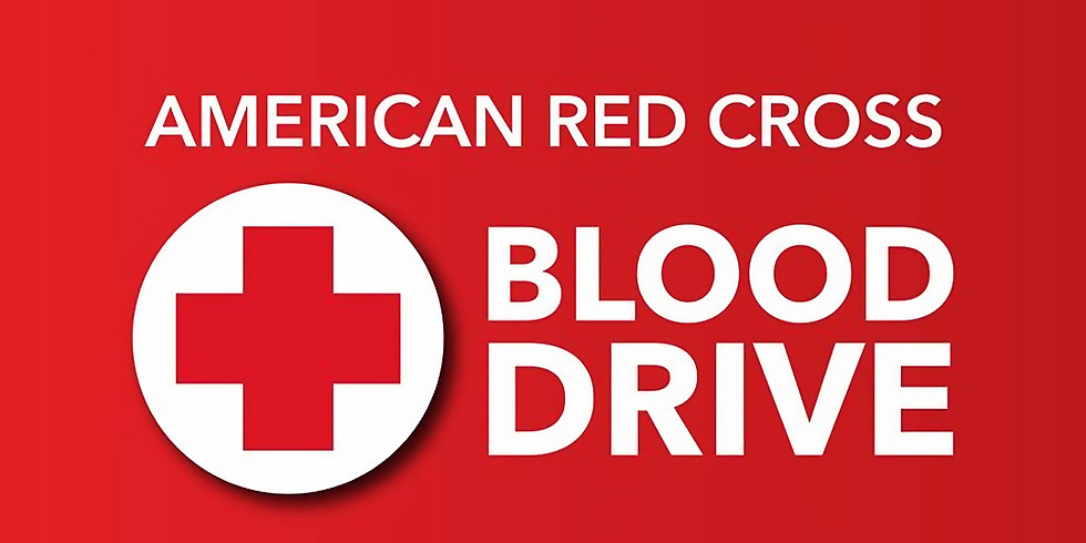 Red Cross Blood Drive April 8