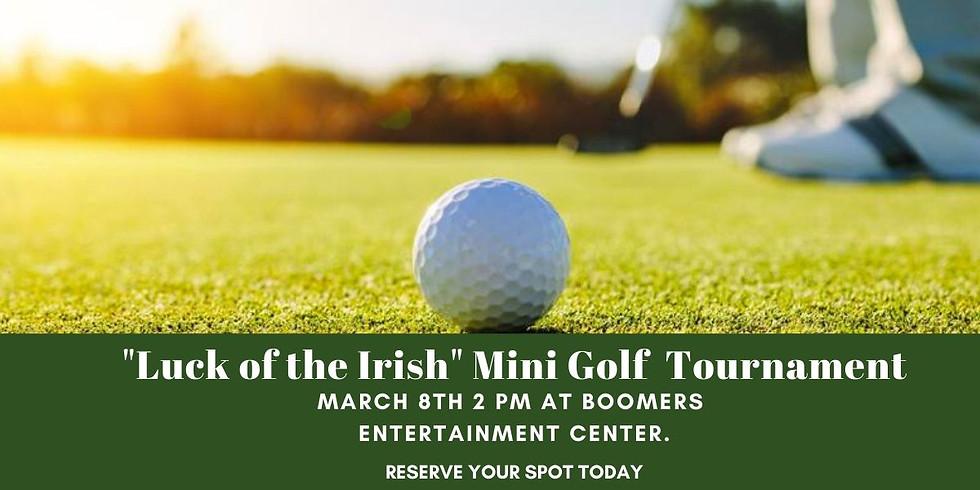 Luck of the Irish Golf Tournament