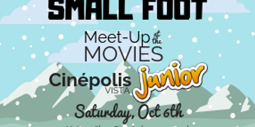 SMALL FOOT Movie Meet-Up