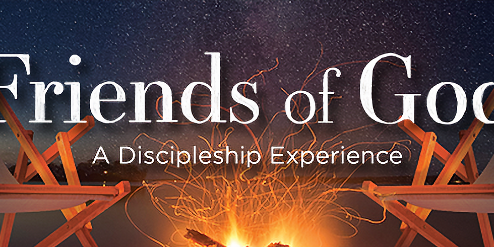 Friends of God Small Group Series