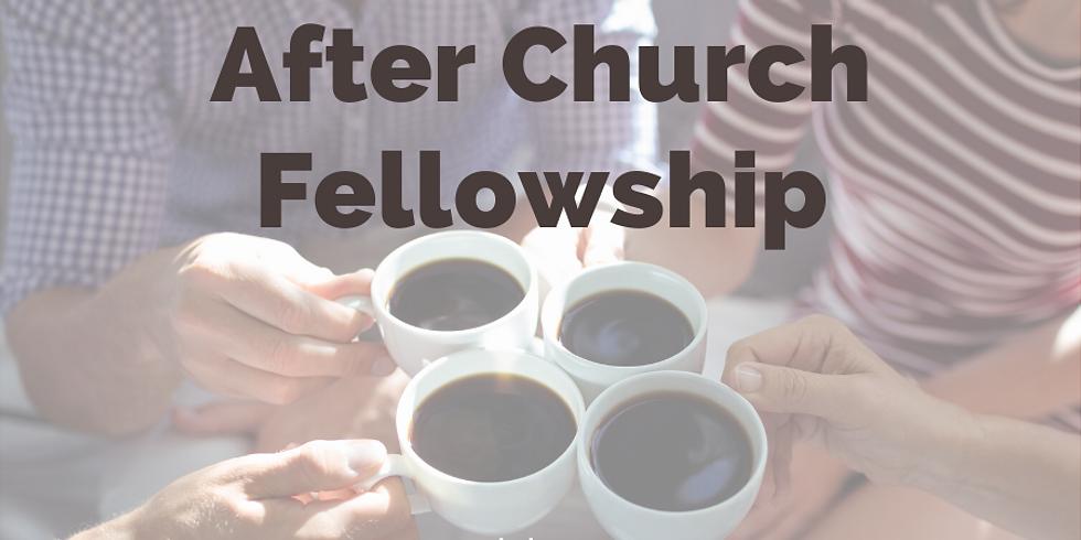 Zoom Coffee Fellowship Sunday, Every Sunday