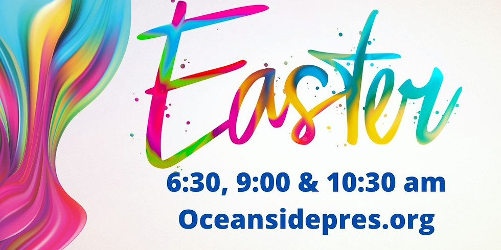 Easter Worship Services