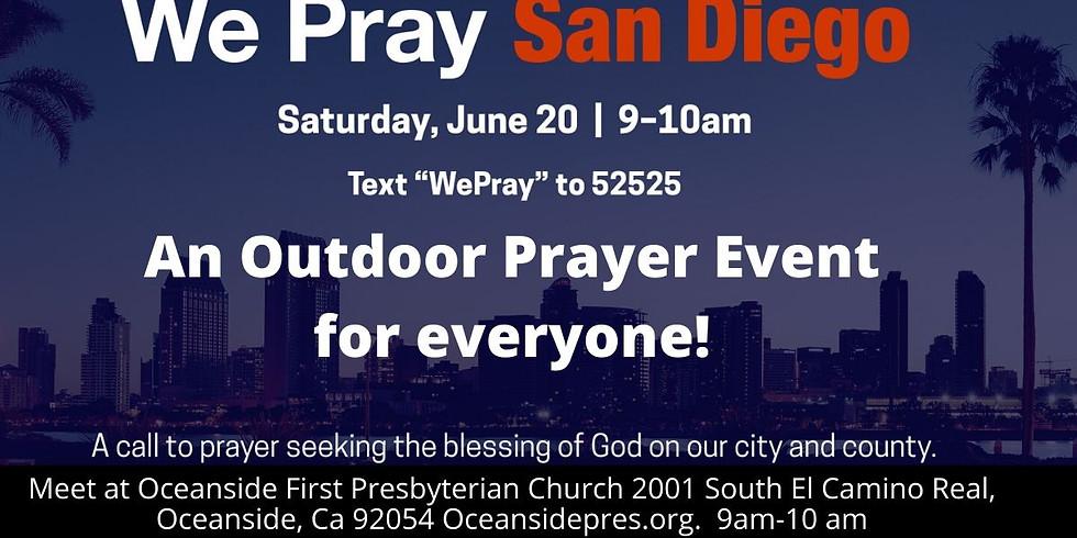 We Pray San Diego & North County