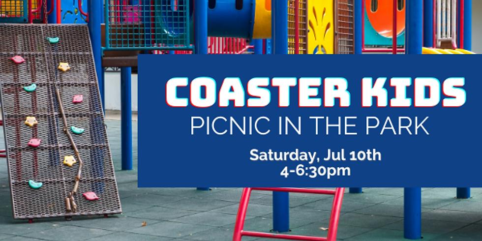 Coaster Kids Picnic in the Park