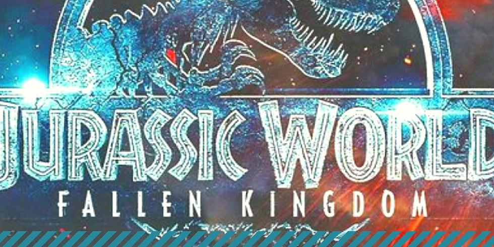 Summer Movie Club Jurassic Park Fallen Kingdom