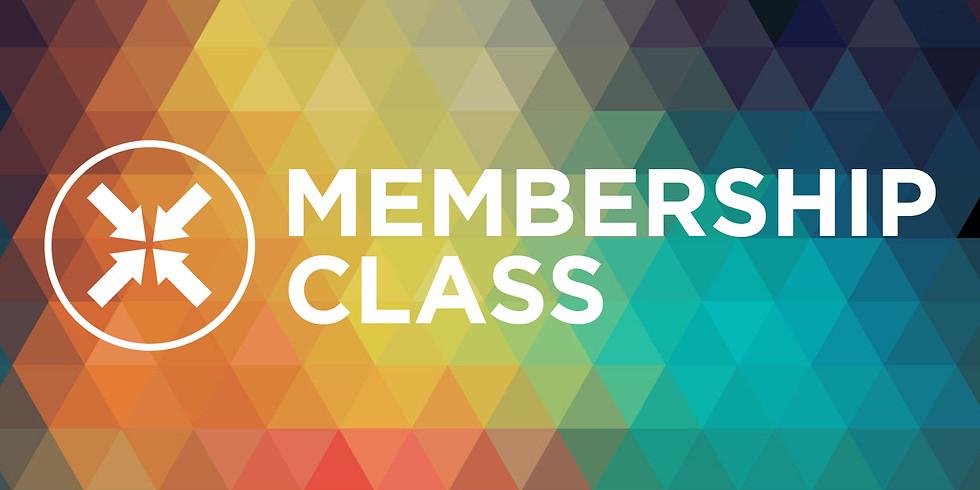 New Membership / Q& A  May 2nd