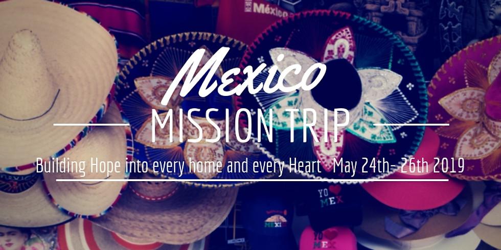 Mexico Housebuilding Trip