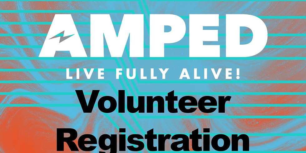 Vacation Bible School Volunteer Registration