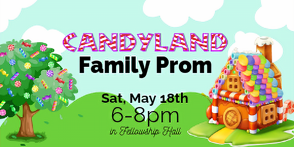 CANDYLAND Family Prom