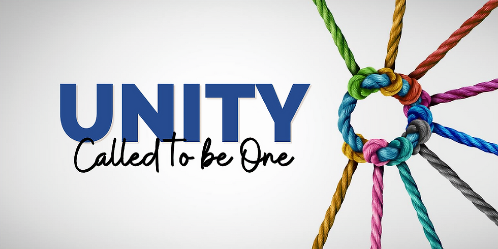 Called to Be One!