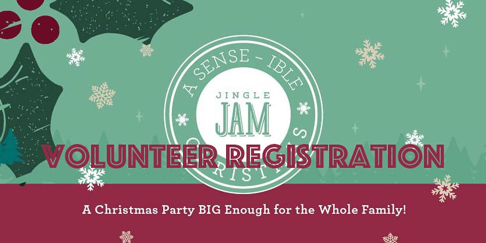 Jingle Jam Volunteer Signup