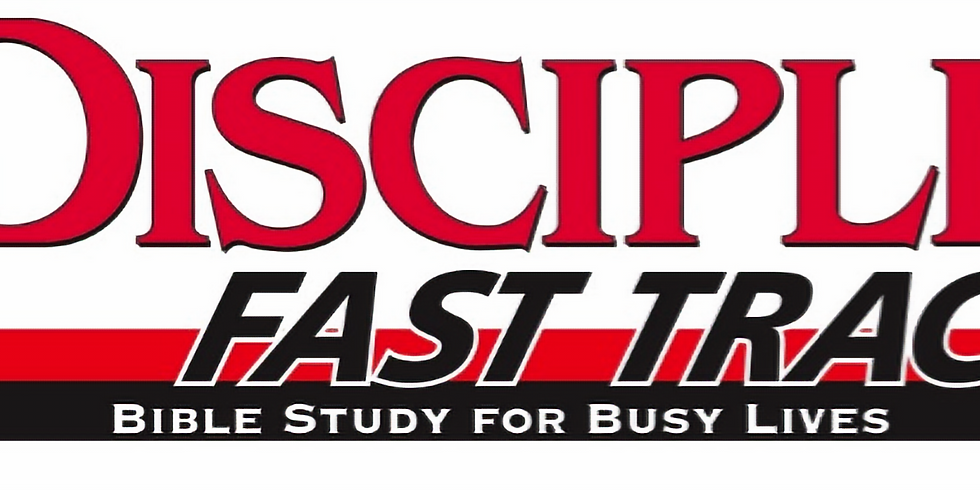 Disciple Fast Track Series 1