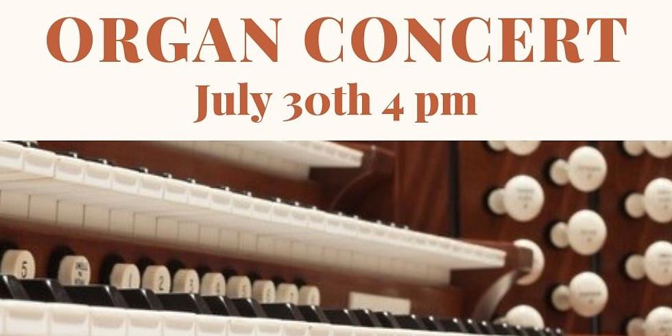 Dr. David Pickering Organ Concert