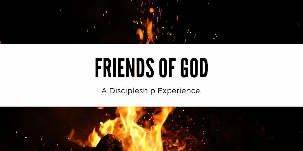 Friends of God Small Group Series - Sunday, June 9th at 10:15 a.m.