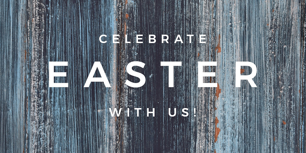 Easter Services and Egg Hunt