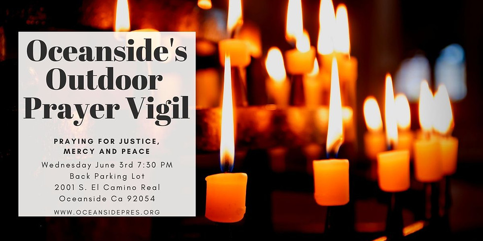 Outdoor Prayer Vigil