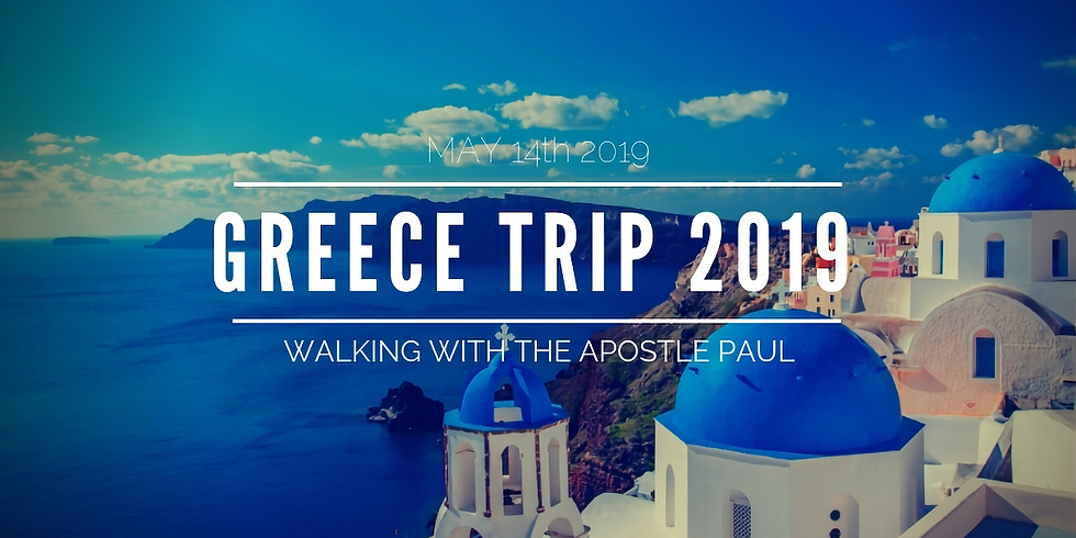 Greece Trip 2019