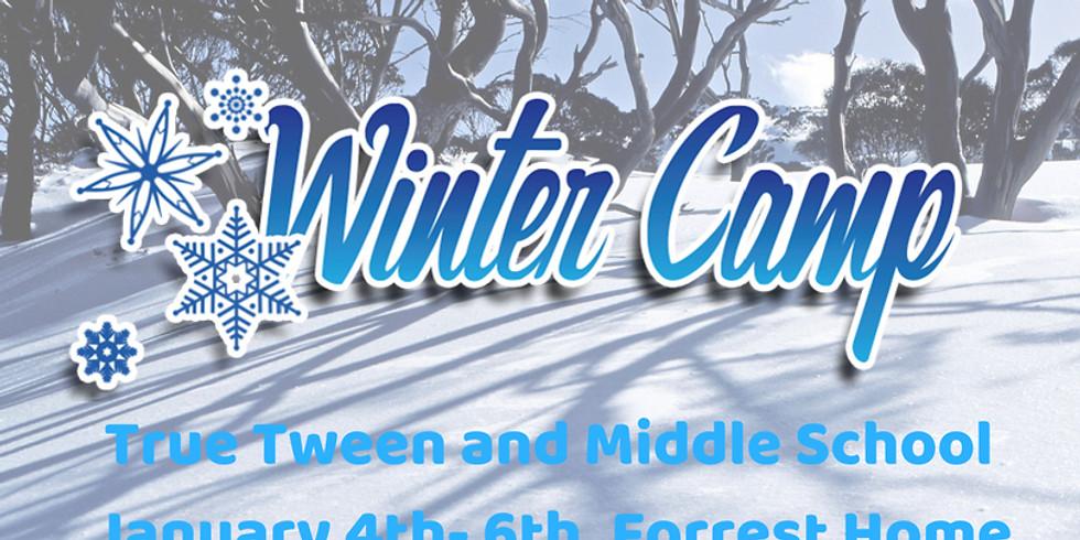 Winter Camp True Middle School
