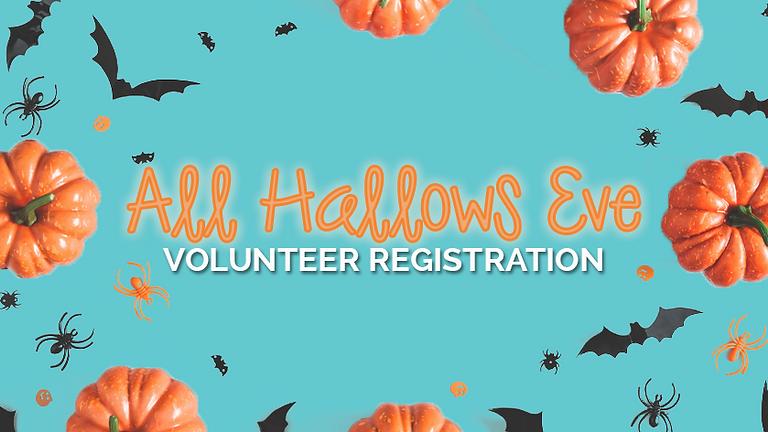 2021 All Hallows Eve Volunteer