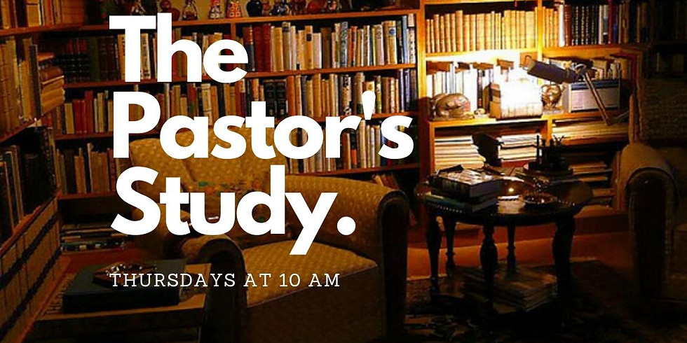 The Pastor's Study