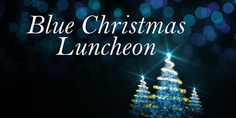 Blue Christmas Luncheon