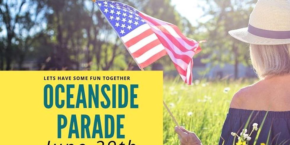Oceanside Independence Parade